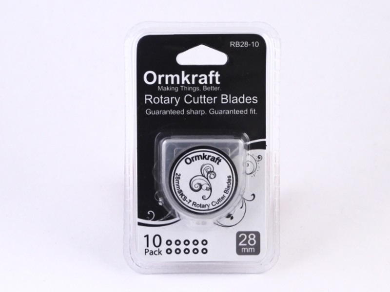 28mm Rotary Cutter Blades